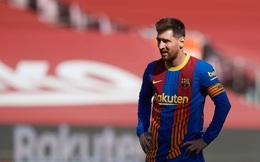 """Messi bất lực trước """"người nhện"""", Barcelona mở đường giành cúp cho kình địch trăm năm"""