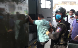 CLIP: Cảnh sát hình sự truy bắt nhóm cưỡng đoạt tài sản như phim hành động