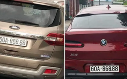 """Vụ 2 xế hộp trùng biển số """"siêu đẹp"""" ở Đồng Nai: Đã xác định được xe giả mạo"""