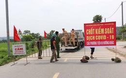 Bắc Ninh: Phong tỏa, cách ly y tế toàn bộ huyện Thuận Thành