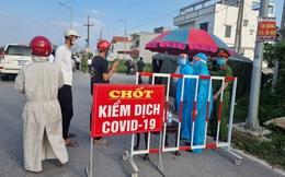NÓNG: Hưng Yên ghi nhận thêm 4 trường hợp dương tính SARS-CoV-2 ở Khoái Châu, Mỹ Hào