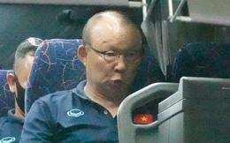 HLV Park Hang-seo căng thẳng sau trận tuyển Việt Nam hòa Jordan