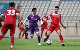 FIFA trừ điểm Việt Nam sau trận hòa Jordan