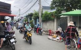 Cháy nhà gần chợ tự phát ở Sài Gòn, 2 vợ chồng bỏng nặng