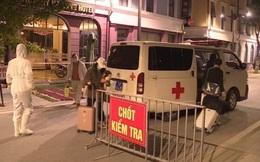 Video: Theo chân nhân viên y tế Bắc Ninh truy vết F1 trong đêm