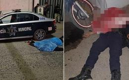 Thực tại ''đảo ngược'' ở Mexico: Băng đảng ma túy đi truy bắt cảnh sát vì dám... truy bắt chúng