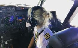 Mỹ: Xem phim khiêu dâm lúc lái máy bay, phi công còn cởi đồ trước nữ đồng nghiệp