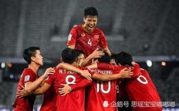 """Chỉ ra điều """"đáng tự hào nhất"""" với tuyển Việt Nam, báo TQ thừa nhận nỗi xấu hổ của đội nhà"""