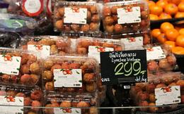 Vải thiều Bắc Giang lên kệ siêu thị Thái Lan giá 230 nghìn đồng/kg