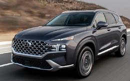 Mẫu mới về nước, doanh số Hyundai Santa Fe tăng vọt 50%
