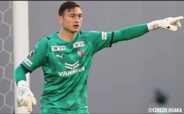 """Văn Lâm trải lòng sau trận ra mắt, nói về """"đối thủ"""" lớn nhất của mình trên đất Nhật Bản"""