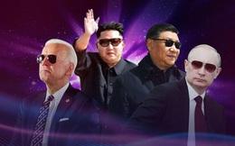 Bốn nguyên thủ nổi tiếng thế giới Tập-Putin-Kim-Biden khi đeo kính râm trông sẽ như thế nào?