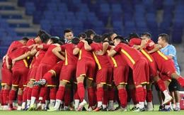 Trước trận Việt Nam - Malaysia: Trái tim đỏ lửa