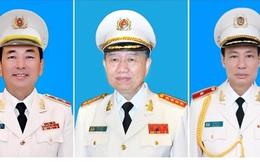 Bộ trưởng Tô Lâm và 18 tướng lĩnh, sỹ quan Công an trúng cử đại biểu Quốc hội khóa XV