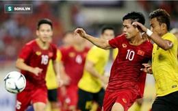 """Báo Malaysia cay đắng thừa nhận: """"ĐT Việt Nam có đẳng cấp khác hoàn toàn so với chúng ta"""""""