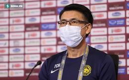 HLV Malaysia nhận tin sét đánh, cha qua đời ngay trước trận đấu với tuyển Việt Nam