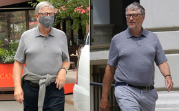 Bill Gates béo lên trông thấy hậu ly hôn