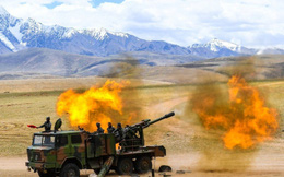 Trung-Ấn nóng bỏng: Trọng binh dồn về biên giới, hàng vạn quân chuẩn bị lao vào ăn thua đủ?