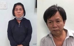 Bắt đôi nam nữ mang nhiều tiền án, tiền sự chuyên dàn cảnh móc túi người đi đường ở Sài Gòn