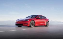 Tesla ra mắt mẫu xe Model S Plaid hiệu năng cao, tốc độ siêu nhanh, mạnh ngang PS5, giá bán từ 131.100 USD