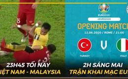 """Biếm họa 24h: Người hâm mộ bóng đá Việt Nam sẵn sàng """"quẩy"""" xuyên đêm"""