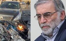 """Chuyên gia hạt nhân Iran bị ám sát: Lộ """"bàn tày đen"""" của tình báo Israel?"""