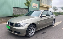 Chưa tới 300 triệu đồng BMW 3 series còn như mới - có đáng để đầu tư?