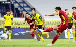 Quế Ngọc Hải: Cầu thủ Malaysia gây áp lực, trù ẻo tôi đá penalty ra ngoài