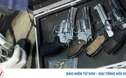 Phát hiện số lượng lớn ma túy và súng đạn trong căn nhà tại Bình Dương