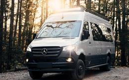 """Mercedes-Benz Sprinter 3500 hóa thành """"nhà di động"""" sang trọng cho giới thượng lưu mê phượt"""