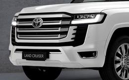 Soi từng ngóc ngách Toyota Land Cruiser 2022 vừa ra mắt: Hoàn thiện đỉnh cao, độ sang tiệm cận Lexus LX 570