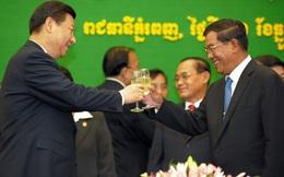 """Muốn kéo Campuchia khỏi """"tay"""" Trung Quốc, Mỹ sẽ phải """"chi đậm"""""""
