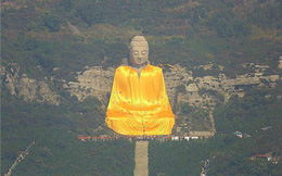 Bức tượng Phật lớn thứ 2 thế giới đột nhiên xuất hiện sau 700 năm, nguyên nhân biến mất vẫn chưa có lời đáp