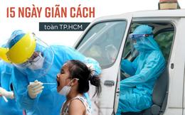 15 ngày giãn cách xã hội toàn TP.HCM: Hàng chục chuỗi lây, ca nhiễm tăng kỷ lục, nhiều bệnh viện bị tấn công