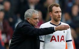 Jose Mourinho rơi lệ vì trò cũ Eriksen