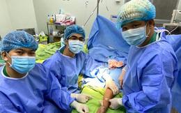 Nam thanh niên mang theo bàn tay đứt lìa nhập viện