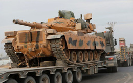 """Giỡn mặt """"khiêu khích"""" Syria, Thổ đối diện cú đáp trả khốc liệt"""
