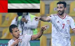 Cặp tiền đạo siêu khủng của UAE: Vượt mặt cả Messi,  được định giá hàng triệu euro