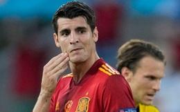 """Euro 2020: """"Chân gỗ"""" Morata báo hại Tây Ban Nha trong trận đấu kỳ lạ"""