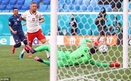 Phản lưới nhà, Szczesny lập kỷ lục buồn ở EURO