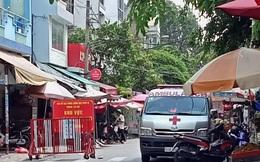 Người đàn ông nước ngoài tử vong bất thường trong nhà ở Sài Gòn, nhân viên y tế tiến hành phun khử khuẩn
