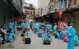 Chủ tịch Bắc Giang: 'Toàn tỉnh tổng tiến công đến ngày 21/6 khống chế được dịch Covid-19'