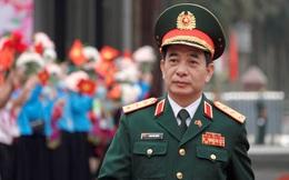Thượng tướng Phan Văn Giang đề nghị kiềm chế các hành động ở Biển Đông