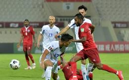 ĐTQG từng thua UAE 0-6 chật vật hoàn thành mục tiêu; Đội bóng Đông Nam Á chia điểm đáng thất vọng