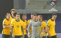 CĐV Việt Nam rối rít cảm ơn Australia, ăn mừng cuồng nhiệt dù đội nhà thua UAE