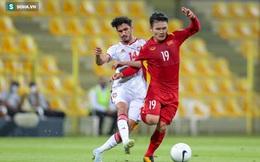 """Đội nhà chiến thắng, HLV UAE vẫn """"chưa quên được"""" 2 cú đòn chớp nhoáng của đội tuyển Việt Nam"""