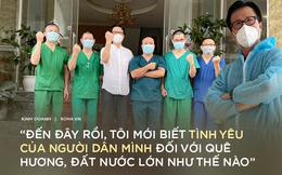 Vị chủ tịch doanh nghiệp trốn nhà, lao vào tâm dịch Bắc Giang làm tài xế miễn phí
