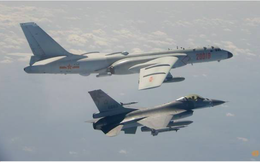 Đài Loan tố Bắc Kinh điều máy bay nhiều chưa từng thấy xâm phạm không phận