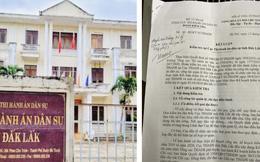 Vụ sai phạm tại Cục Thi hành án dân sự tỉnh Đắk Lắk: Cục trưởng nhiều lần xin nghỉ việc?