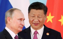 Bản chất quan hệ giữa Trung Quốc và Nga hiện nay